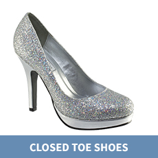 Closed Toe Shoes