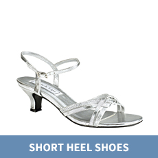 Short Heel Shoes