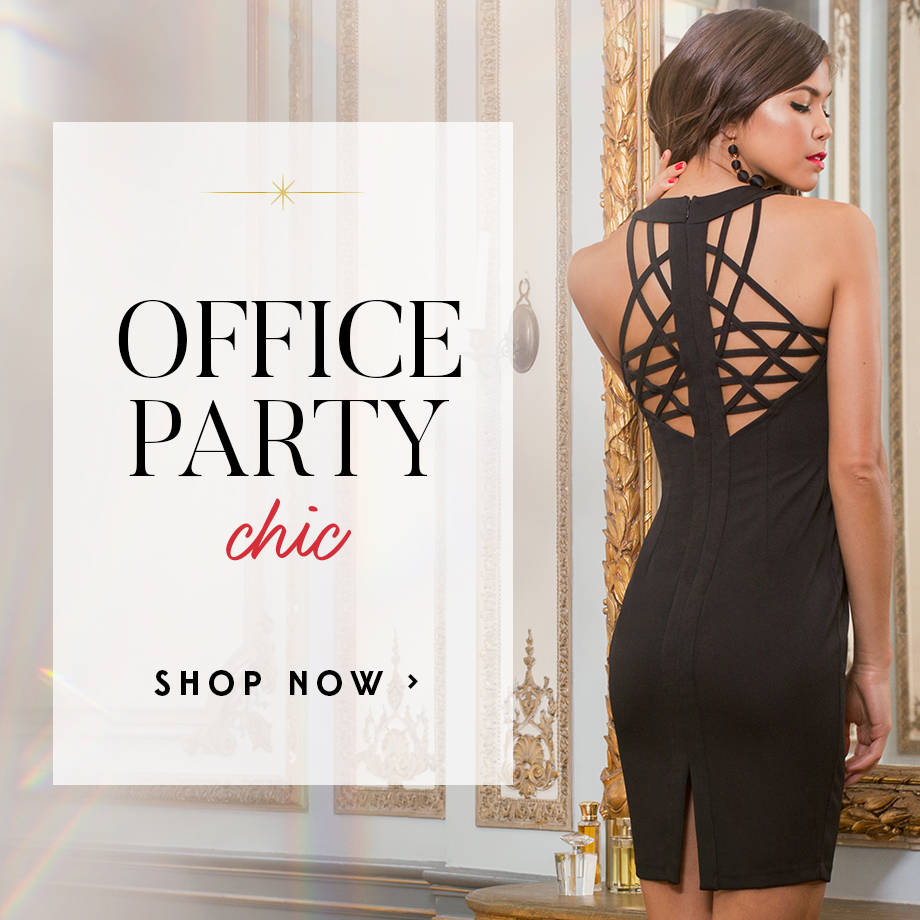 Office Party Chic