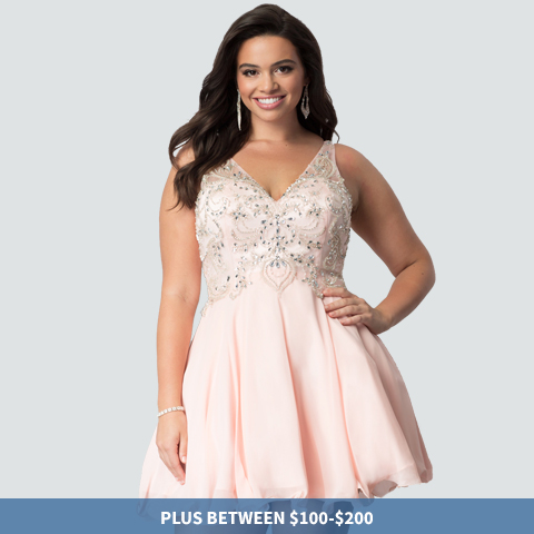 Plus-Size Dresses by Price, Cheap Plus Evening Gowns - photo #40